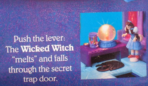 The Wizard Of Oz Play Set W Lights Amp Polly Pocket Mini