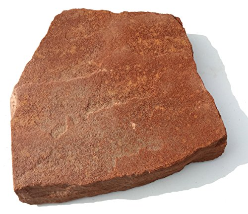 sedona-red-flagstone-about-35-pounds-mix-of-sizes