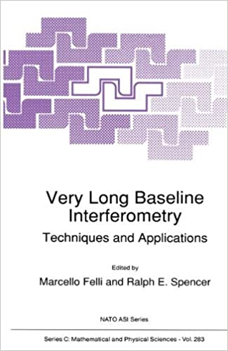 Book Very Long Baseline Interferometry: Techniques and Applications (Nato Science Series C:)