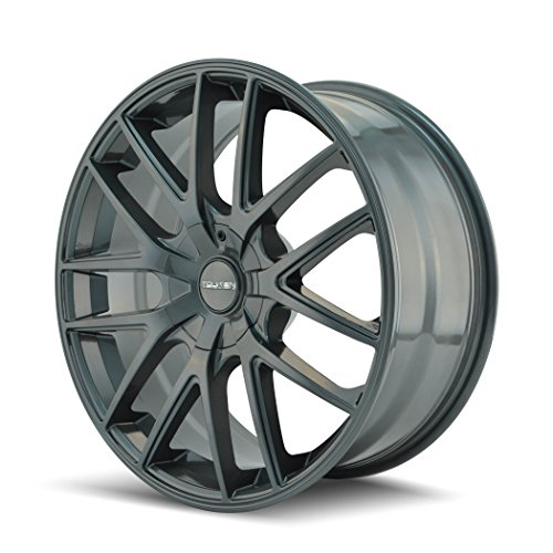 Touren 3260-2814G  TR60  Wheel with Gunmetal Finish (20x8.5''/5x108mm) by Touren (Image #1)