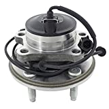 WJB WA590398 Front Wheel Hub Assembly/Wheel Bearing Module (Cross Reference: Timken HA590398), 1 Pack
