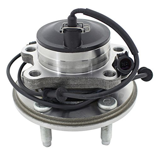 WJB WA590398 Front Wheel Hub Assembly/Wheel Bearing Module (Cross Reference: Timken HA590398), 1 Pack by WJB