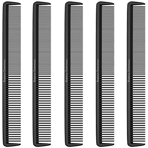 carbon fiber beard comb - 7