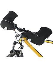 Docooler regntätt vinterstyre muffar motorcykel MTB cykling styre handskar neopren grepp skydd mountainbike cykel händer varmare handskydd