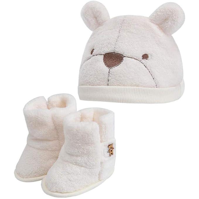 aliexpress 50% off new high quality Newborn Baby Girls Boys Cozy Bear Style Pom Pom Hat & Infant ...