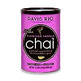 David Rio Flamingo Vanilla Decaf Sugar Free Chai, 11.9 oz