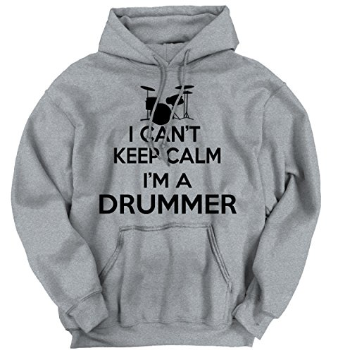 Brisco Brands Can't Keep Calm I'm a Drummer Percussion ()