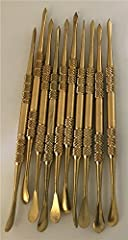 Length: 120mm; Color: Gold ,Siver;