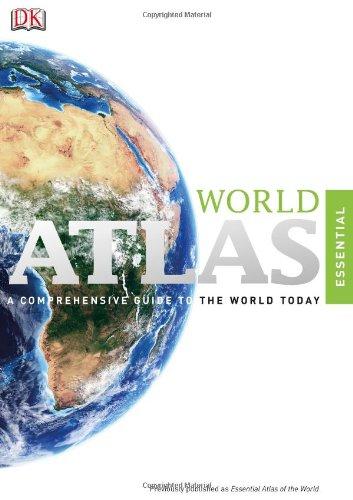 Atlas Skate - Essential World Atlas (Eighth Edition)