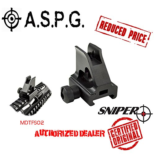 Handguard Removal (Sniper A2 Iron Sight - Detachable, Low Profile, Picatinny)