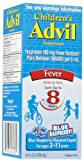 Advil Children's Liquid-Blue Raspberry-4 oz - Buy Packs and Save (Pack of 3)