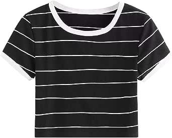 Girls 3//4 Sleeve Twist Tie Front Shirt TopT-Shirt Tee Shirts Fall Winter Tops