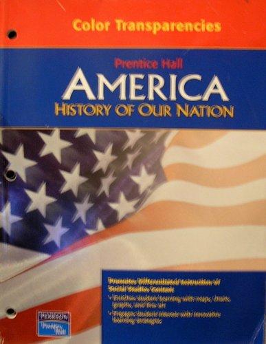 Prentice Hall America History of Our Nation Color Transparencies ebook