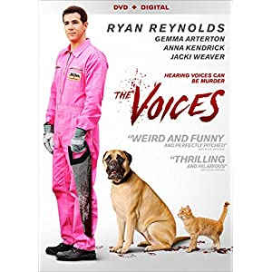The Voices [DVD + Digital] (2015)