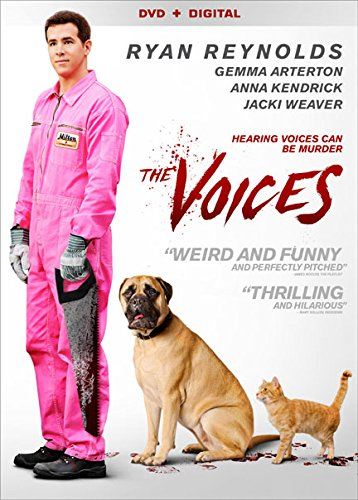 The Voices [DVD + Digital]