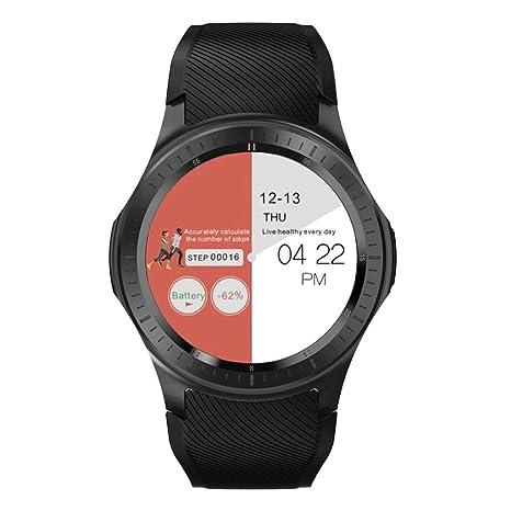 HHJEKLL Reloj Inteligente SmartWatch Android 1G + 16GB 4G WiFi GPS ...