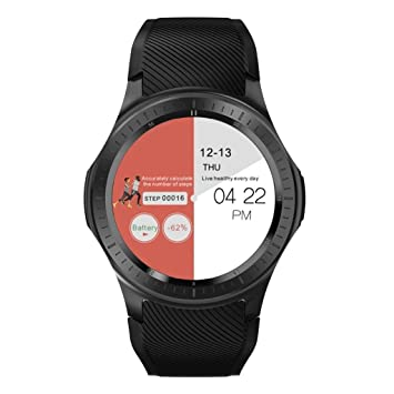HHJEKLL Reloj Inteligente SmartWatch Android 1G + 16GB 4G ...