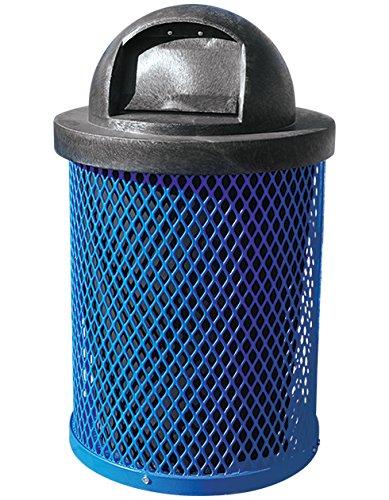 32 gallon trash can dome lid - 7