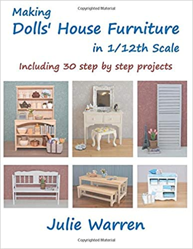 LIVRE : Making Dolls' House Furniture in 1/12th Scale 51hwYKb9SzL._SX385_BO1,204,203,200_