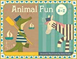 Animal Fun from A to Z: Decorative Flash Cards