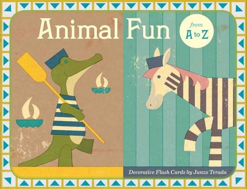 Animals Wall Cards - Animal Fun from A to Z: Decorative Flash Cards