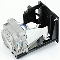 G-lamps VLT-HC7000LP Replacement Compatible Projector Lamp with Housing for MITSUBISHI HC6500 HC7000