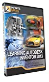 Learning Autodesk Inventor 2013 Training DVD