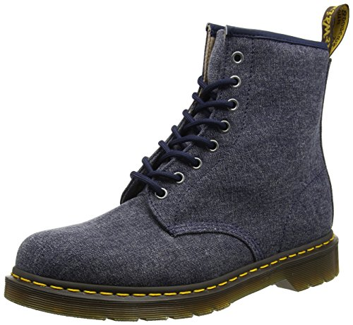 Dr. Martens Männer 1460 Indigo Washed Canvas