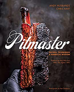 Pitmaster: Recipes, Techniques, and Barbecue Wisdom by [Husbands, Andy, Hart, Chris]