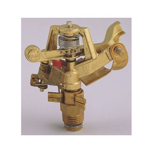 Metal Impulse Sprinkler Head (423022)
