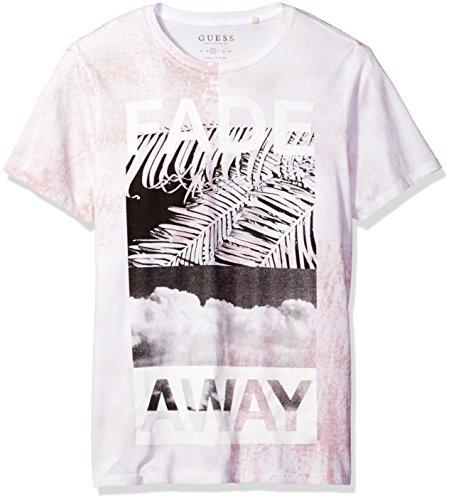 GUESS Mens Fade Away T Shirt