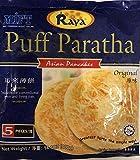 Puff Paratha Asian Pancakes (Original) - 14.1oz (Pack of 12)