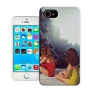 DanRobertse Iphone 4 4S Hard Case With Fashion Design/ DikgooS7920cyAEY Phone Case