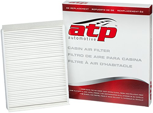 atp automotive CF-281 White Cabin Air Filter (Cabin Filter Heater)
