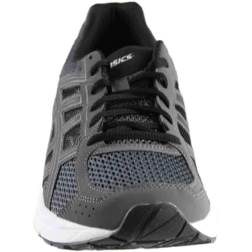 ASICS Mens Gel-Contend 4 Running Shoe, Dark Grey/Black/Carbon, 6 Medium US by ASICS (Image #5)