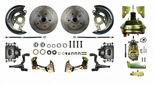 (The Right Stuff AFXDC01C Power Disc Brake Conversion Kit)