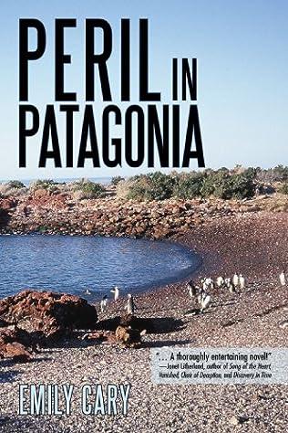 book cover of Peril in Patagonia