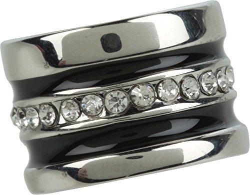 GUESS Women's 89114891 Gunmetal/Silver 8