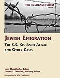 Jewish Emigration, Donald S. Detwiler, 1616190078