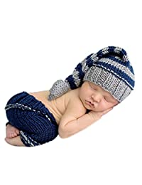 Changeshopping Newborn Girls Boys Crochet Knit Costume Photo Photography Prop Outfits