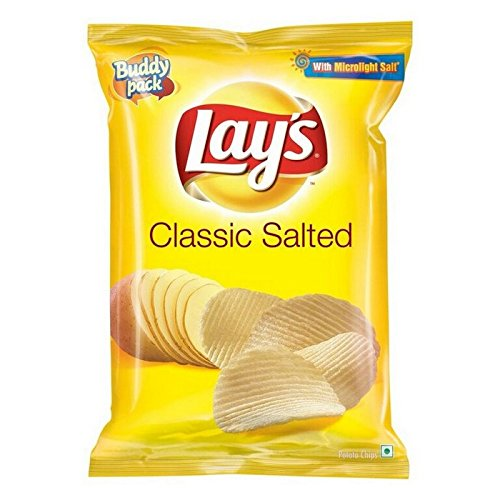 Lays Classic Salted Chips 52g Amazon Grocery Gourmet Foods