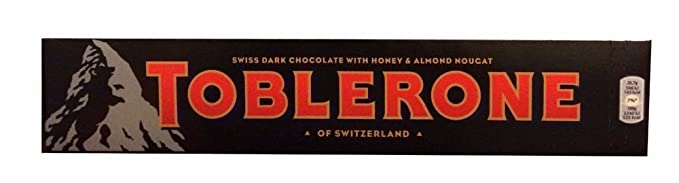 Toblerone Dark Chocolate Large Bar 360g