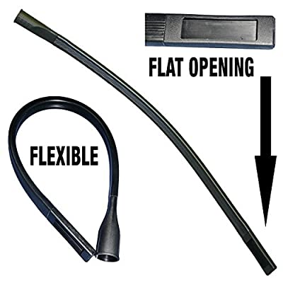 """Flexible Crevice Tool for all Vacuum Hoses 24"""""""