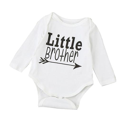 7ac71fe4b8fe Amazon.com  Nevera Toddler Short Long Sleeve Playsuit