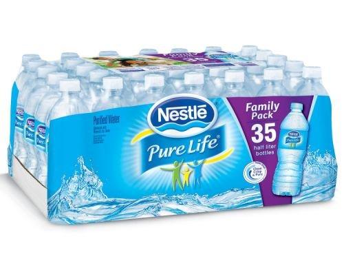 Nestle Purified Water Fluid Ounce