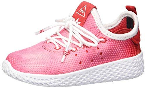 hot sale online 8f848 76806 adidas Originals Kids  Pw Tennis Hu I,red white white,5