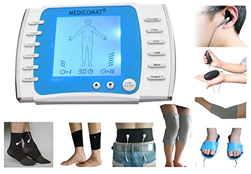 Lower Back And Leg Treatments Medicomat Knee Elbow Back Ankle Hand Foot Arm Leg Therapy by Medicomat