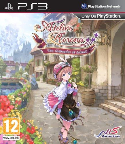 Nis America Atelier Rorona: Alchemist Of Arland Ps3 [playstation (Creator 3d Series Graphics)