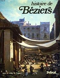 Histoire de Béziers par Jean Sagnes