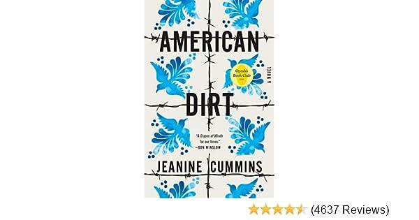 American Dirt Map
